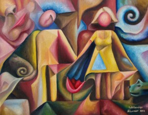 oil painting by Alex Lavrov, vancouver, burnaby, direct from artist, affordable, abstract, contemporary, modern, original, canada, expressionism, surrealism, cubism, abstract, fresh, genuine, authentic, symbolism, establishing artist, directly from artist, talented, fine art, decent, good, deep, meaningful,