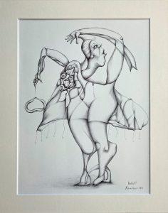Ballet 2016 9x12 Alex Lavrov